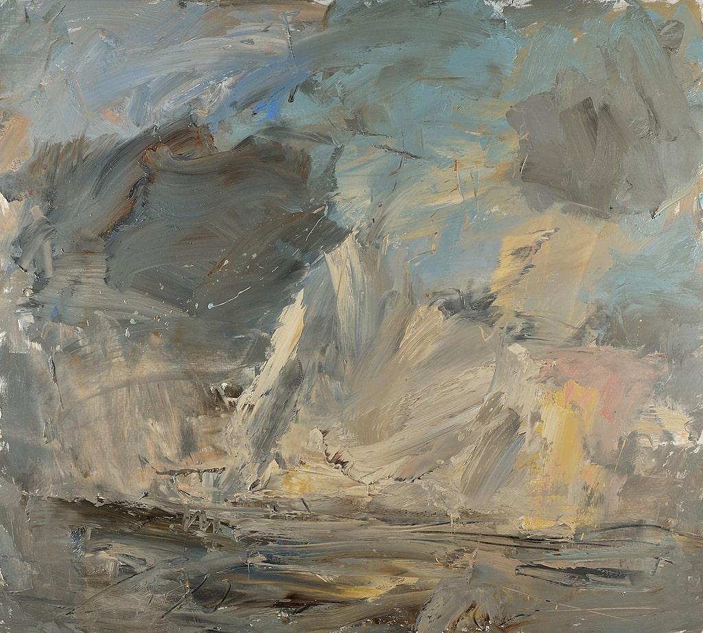 Louise Balaam 'Flying pieces (North Kent marshes)'