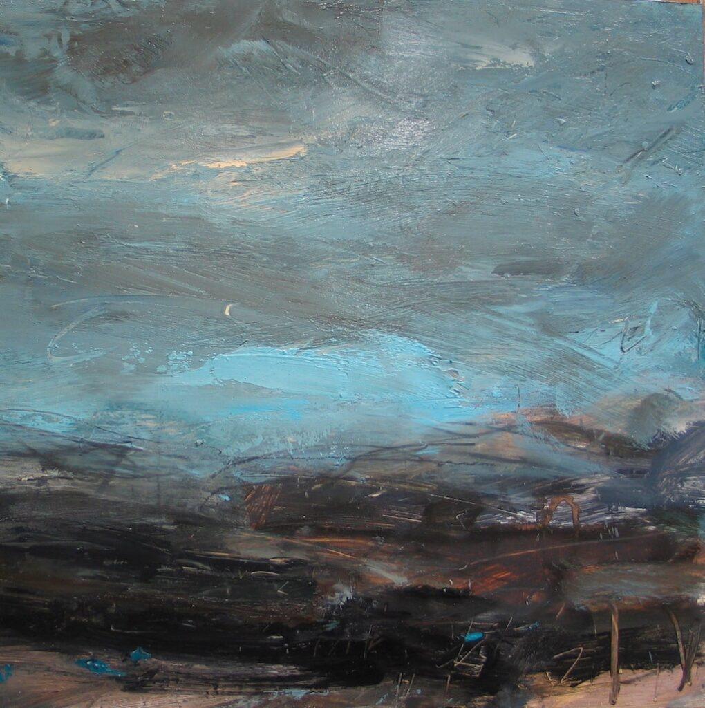Louise Balaam 'Snow light, Cairngorms'